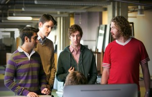 The cast of 'Silicon Valley'