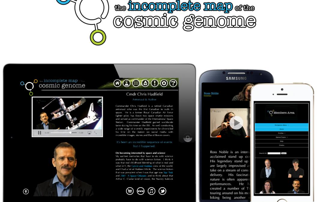 The Incomplete Map of the Cosmic Genome